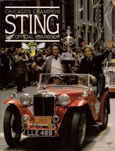 The Sting enjoyed a parade after their championship win. (Courtesy Fun While It Lasted)