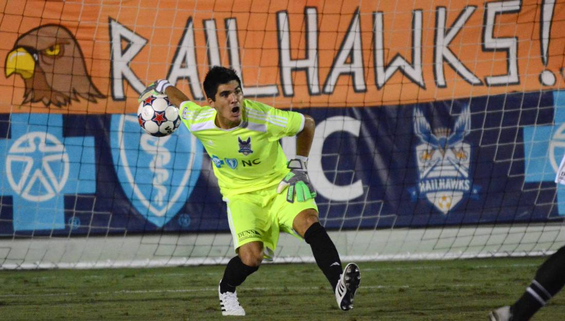 Credit: Rob Kinnan-Carolina Railhawks
