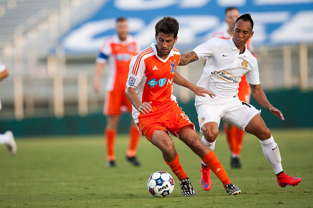 Photo: Carolina RailHawks FC