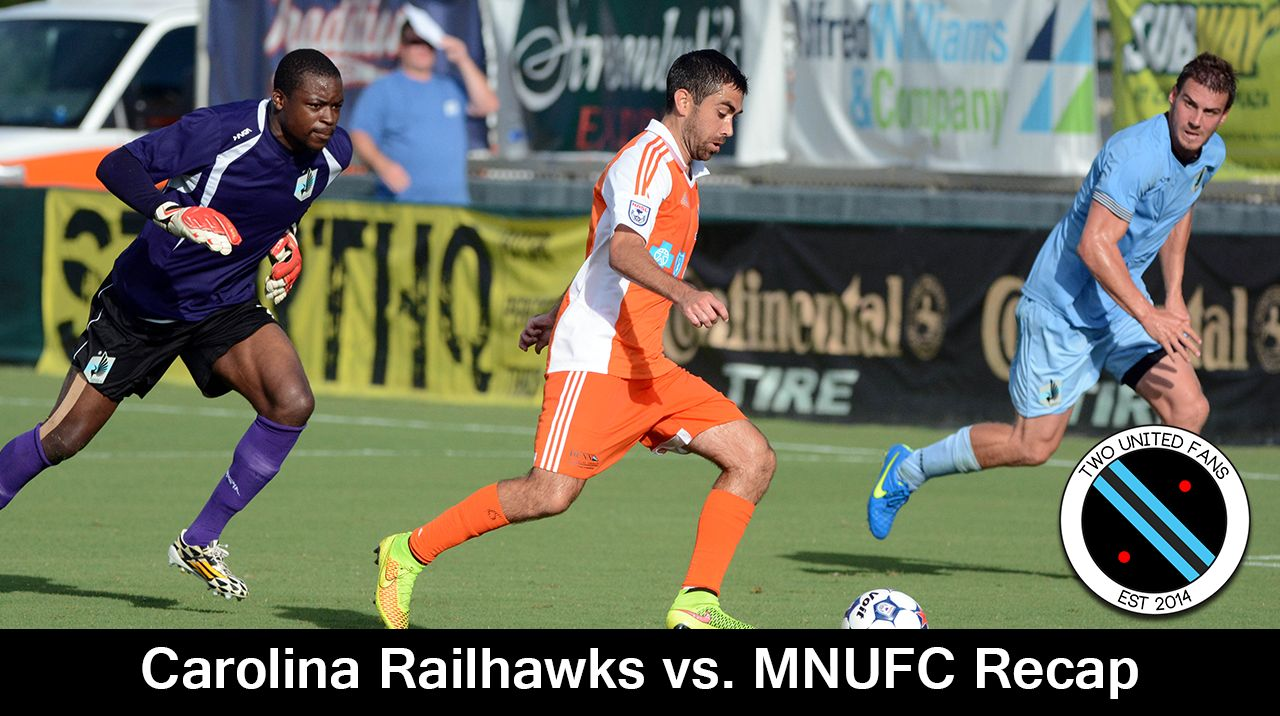 Photo courtesy Carolina Railhawks