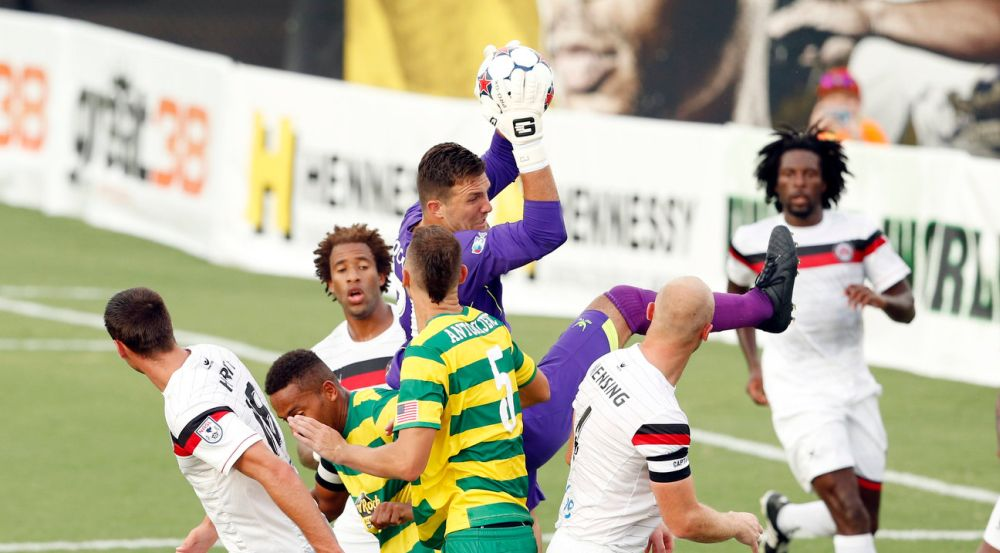 Photo by Matt May/Tampa Bay Rowdies