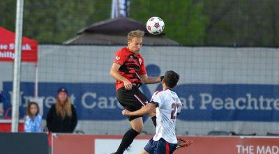 Image Courtesy Atlanta Silverbacks