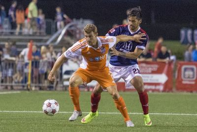 Carolina remain ahead of Indy this week (Photo: Indy Eleven)