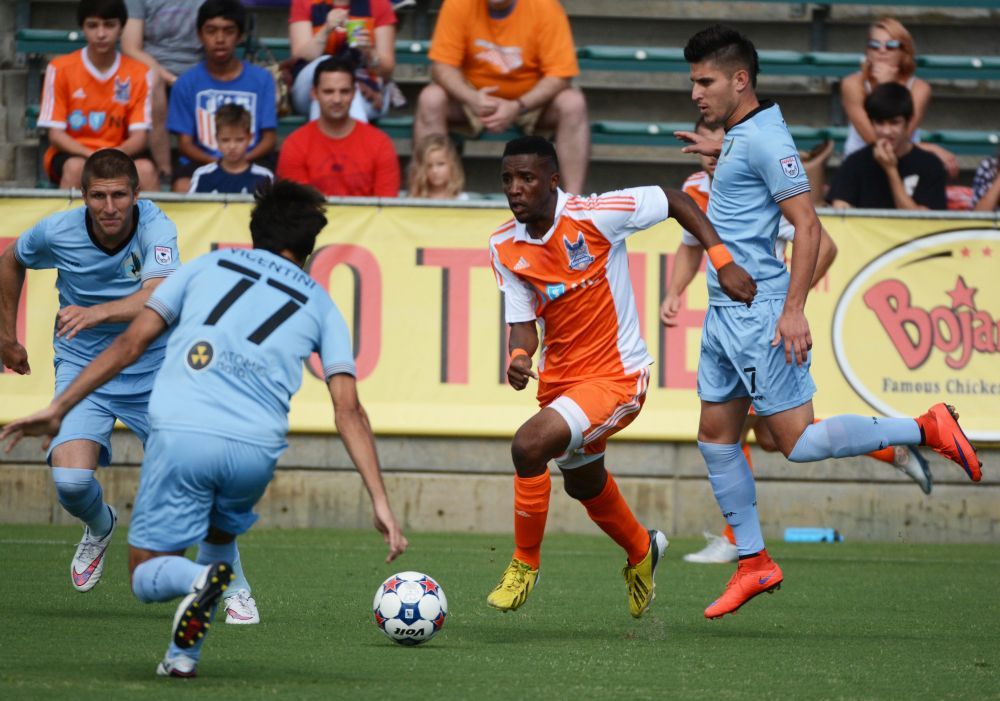 Photo: Rob Kinnan-Carolina RailHawks