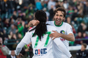 Superstar Spaniard Raul joined the New York Cosmos in 2015 (Photo: New York Cosmos)