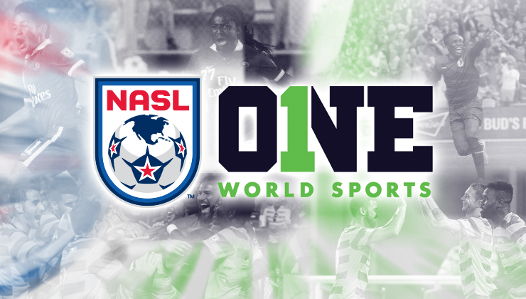 NASL's broadcast deal with One World Sports greatly expanded its coverage.