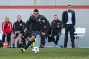 Miguel Ibarra - Now with Mexico's Club Leon (Photo: Minnesota United FC)