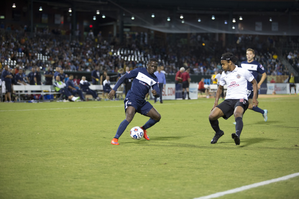 Jacksonville and San Antonio last met on May 2nd in Jacksonville. (Photo: Jacksonville Armada FC)