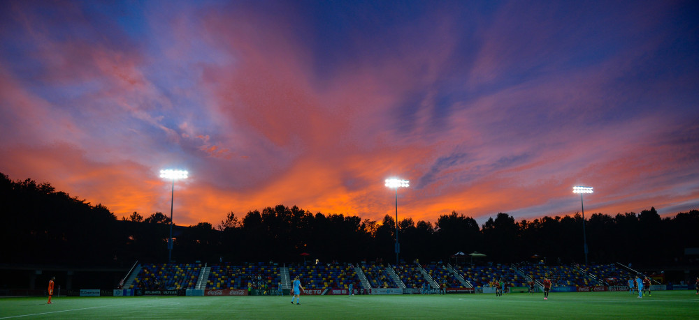 Silverbacks Park (Photo: Atlanta Silverbacks)