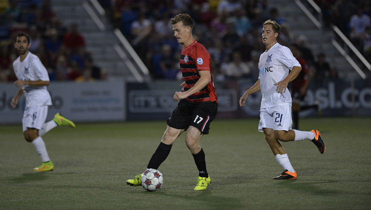 Michael Reed (Photo Credit: Atlanta Silverbacks)