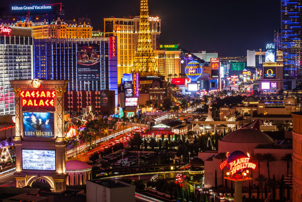 For some reason, no one wants to take a chance on Vegas