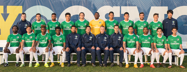 Cosmos B Players 2015 small