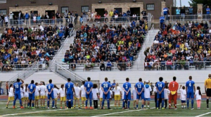 Grand Rapids FC plays in front of impressive crowds