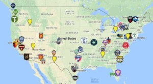 Potential USL footprint beyond 2018 with expansion rumors
