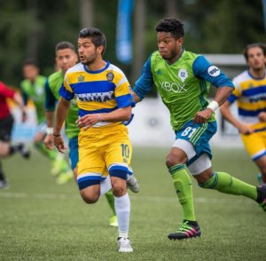 Kitsap shares a history with the Sounders